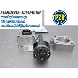 GEARBOX ADAPTER FOR MAN
