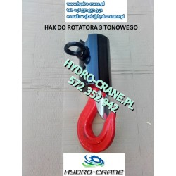 HOOK FOR GRAPPLE ROTATOR 3 TONS