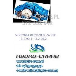 SPLIT-SHAFT UNIT  PZB 2000-3000KGM