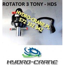 HYDRAULIC  ROTATOR 3 TONS FOR FASSI CRANE