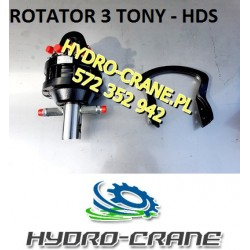 HYDRAULIC ROTATOR 3 TONS FOR HMF CRANE