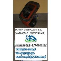 PRZYSTAWKA ODBIORU MOCY SCANIA GRS 920