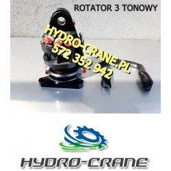 HYDRAULIC ROTATOR 3 TONS  FOR HIAB CRANE