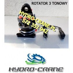 HYDRAULIC ROTATOR 3 TONS  FOR HMF CRANE