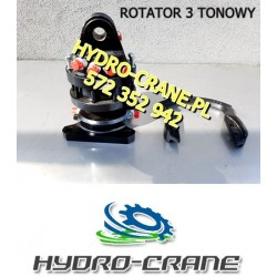 HYDRAULIC  ROTATOR 3 TONS  FOR HYVA  CRANE