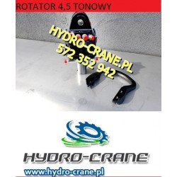 HYDRAULIC  ROTATOR 4,5 TONS FOR EFFER CRANE