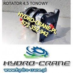HYDRAULIC  ROTATOR FOR HMF CRANE
