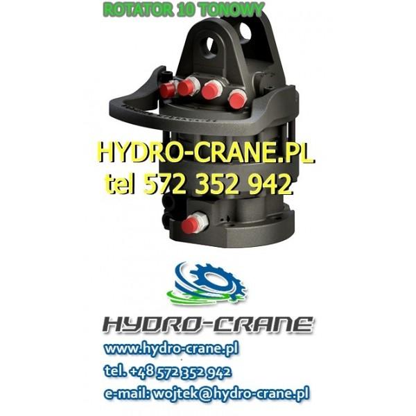 HYDRAULIC ROTATOR 10 TONS- FORMIKO HYDRAULICS