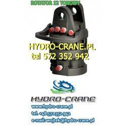HYDRAULIC ROTATOR 12 TONS- JONSERED FOREST CRANE