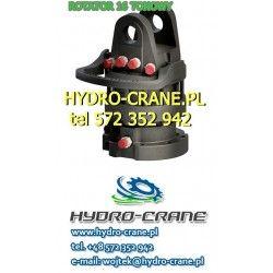 HYDRAULIC ROTATOR 16 TONS- JONSERED FOREST CRANE