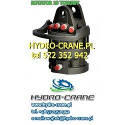 HYDRAULIC ROTATOR 10 TONS- LOGLIFT FOREST  CRANE