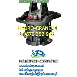 HYDRAULIC ROTATOR 10 TONS - LOGLIFT FOREST CRANE