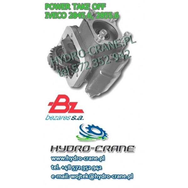PRZYSTAWKA ODBIORU MOCY IVECO 2855.6 ( 1,0)