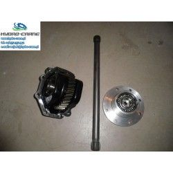ADAPTER FOR  SCANIA PTO  GRS 895 HYDRO-CRANE