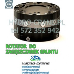 rotator 11 tons for excavator
