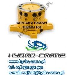 ROTATOR FOR EXCAVATOR THUMM 602