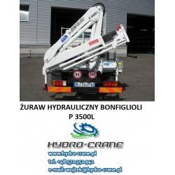 CARGO HYDRAULIC CRANE P 3500L