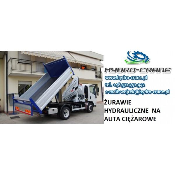 CARGO HYDRAULIC CRANE P 5000L