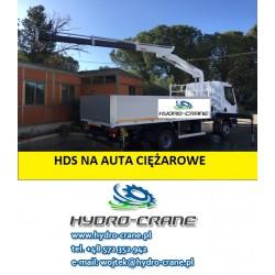CARGO HYDRAULIC CRANE P 7200L