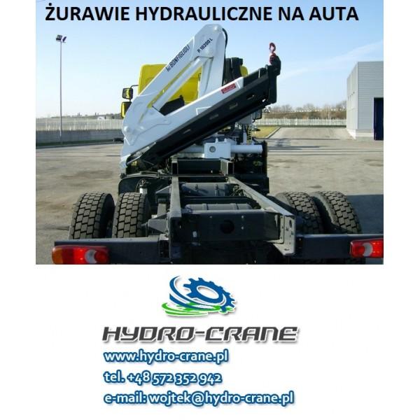CARGO HYDRAULIC CRANE P 10200L