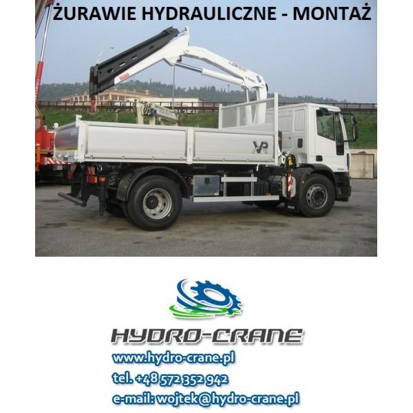 CARGO HYDRAULIC CRANE P 15000L