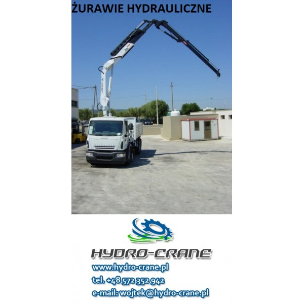 CARGO HYDRAULIC CRANE P 20000L