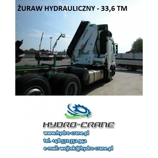 ŻURAW HYDRAULICZNY P 30500 sl