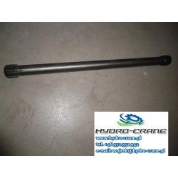 ADAPTER FOR  SCANIA GEARBOX  GRS0 905, HYDRO-CRANE