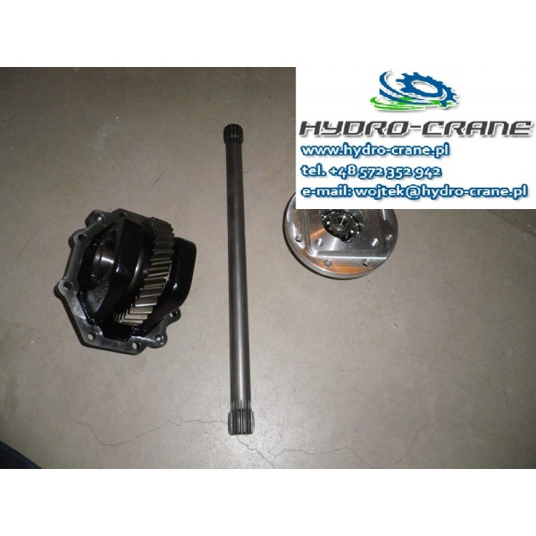 ADAPTER FOR  SCANIA GEARBOX  GRS925 HYDRO-CRANE