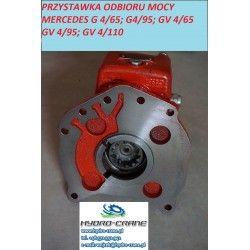 PRZYSTAWKA ODBIORU MOCY MERCEDES G 4/65