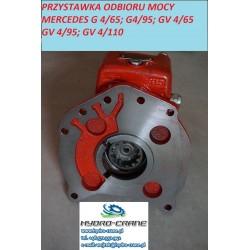 PRZYSTAWKA ODBIORU MERCEDES G 4/65