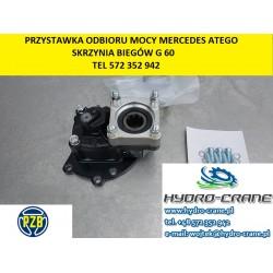 PRZYSTAWKA ODBIORU MOCY MERCEDES G60
