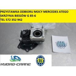 PRZYSTAWKA ODBIORU MOCY MERCEDES G85-6