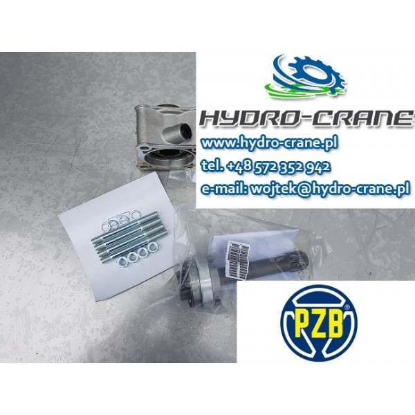 ADAPTER FOR PTO  ZF 16S151