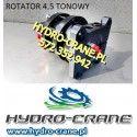 grapple rotators for hiab crane